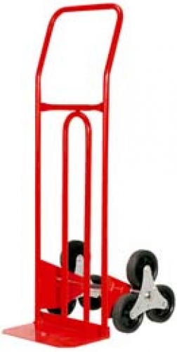 Carrello manuale a 3 ruote portata KG.150